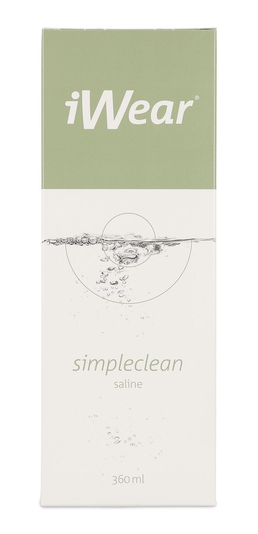 iWear Simpleclean 360 ml