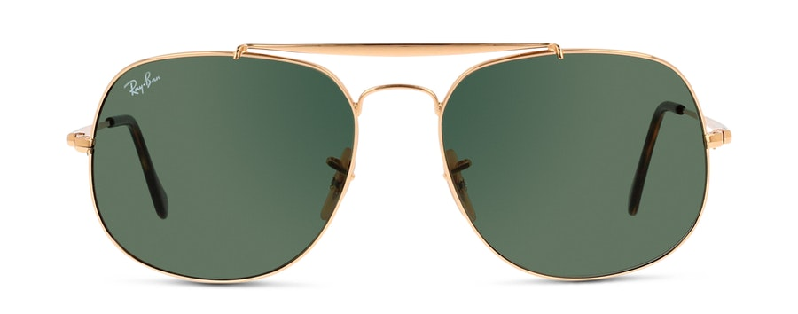 Ray-Ban THE GENERAL 3561 1 Groen