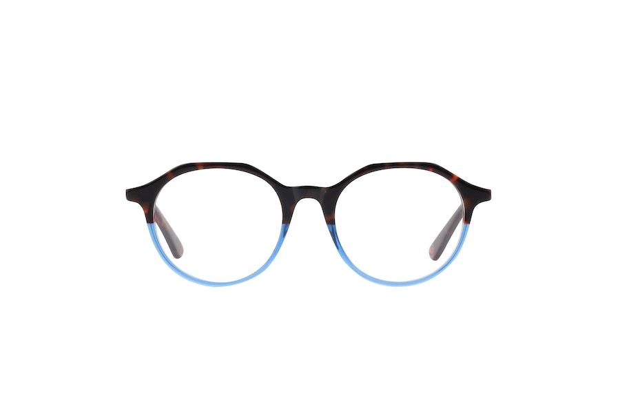 Trend 10043 NL Bruin, Blauw