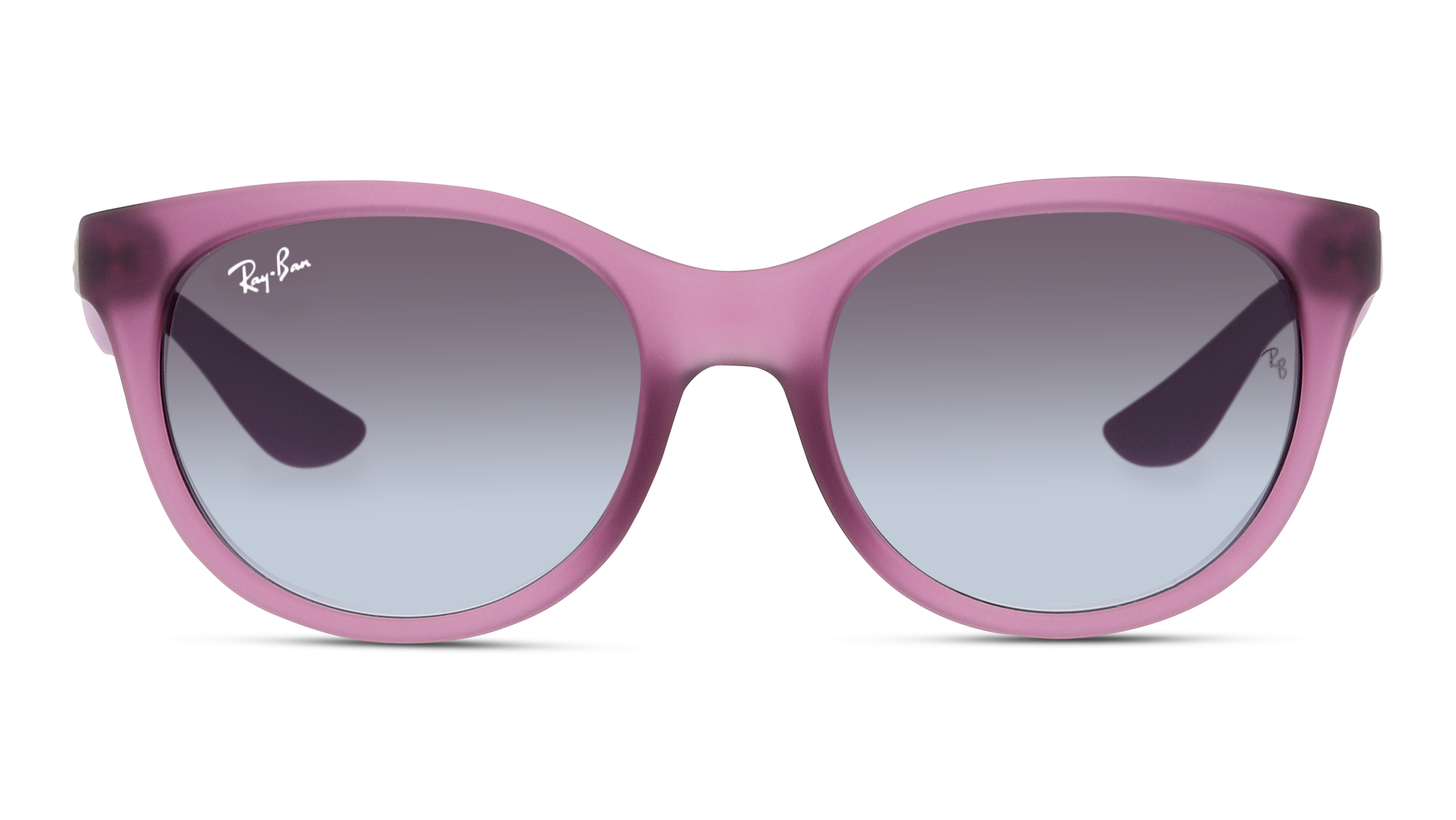 Front Ray-Ban Ray-Ban 0RJ9068S 70568G 47/16 Paars/Roze