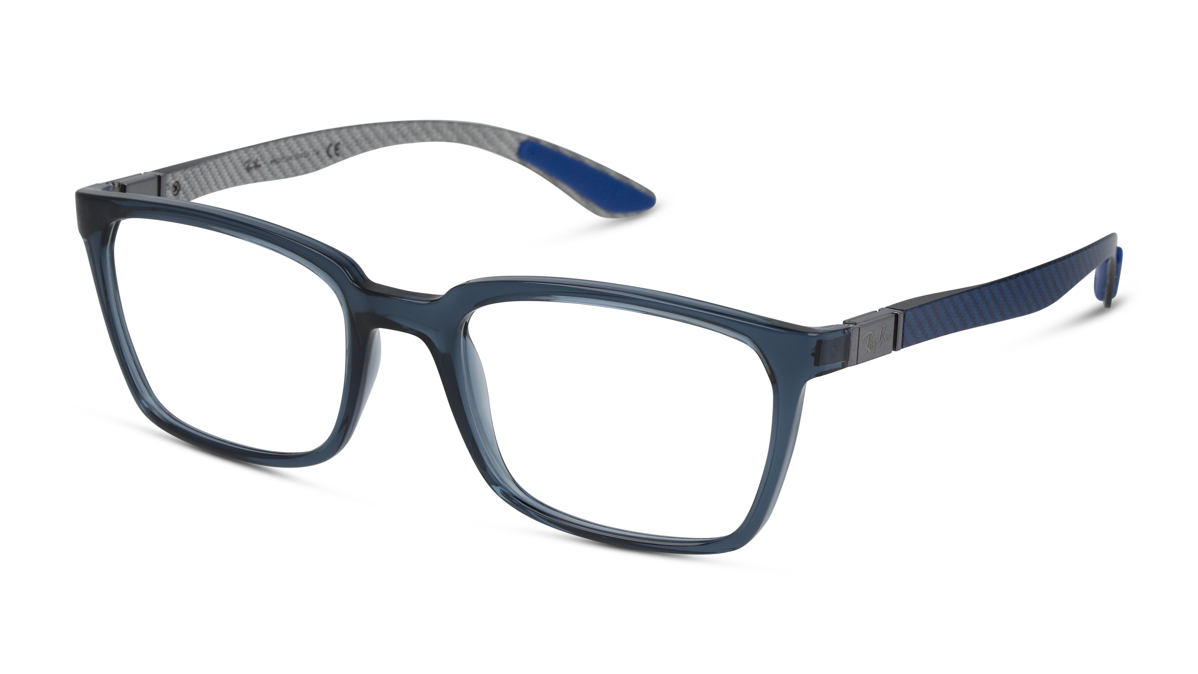 Angle_Left01 Ray-Ban 0RX8906/8060/0019/145 Transparent