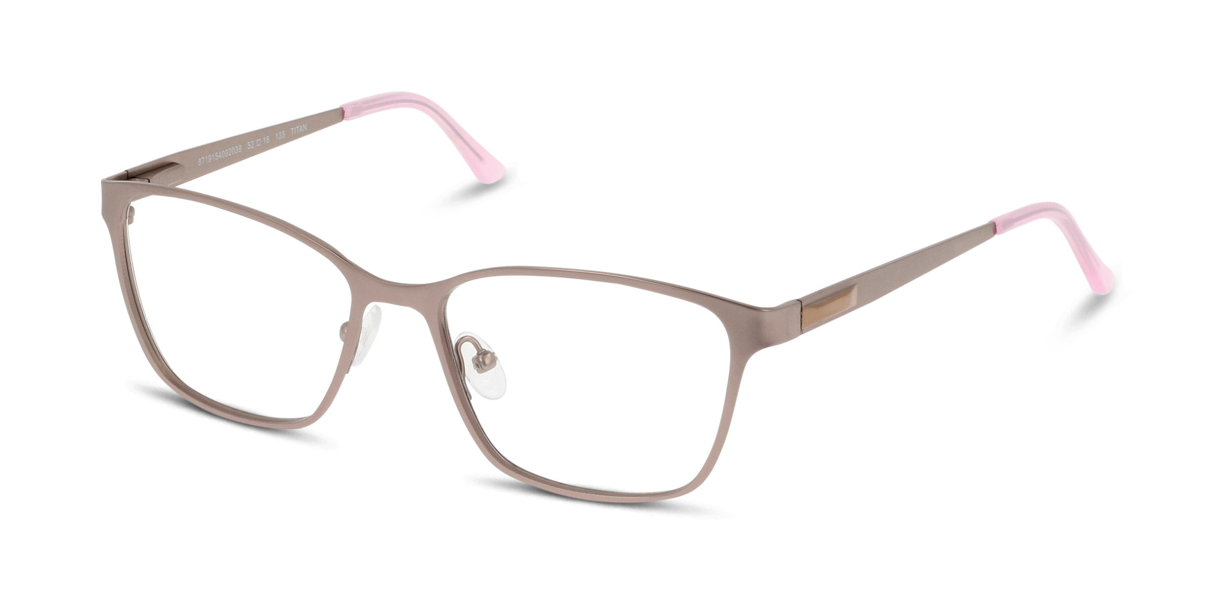 Angle_Left01 C-Line CLEF01CL/PP/5216/135 Pink