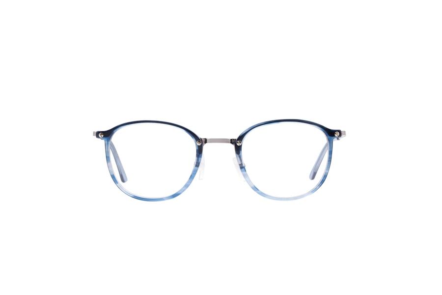 Trend 10039 LG Blauw, Grijs