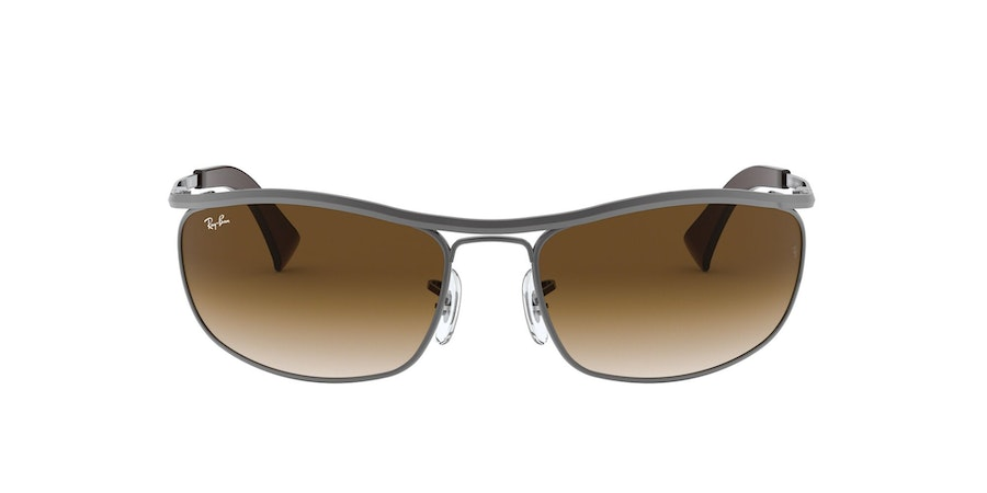 Ray-Ban RB3119 916451 Bruin / Zilver