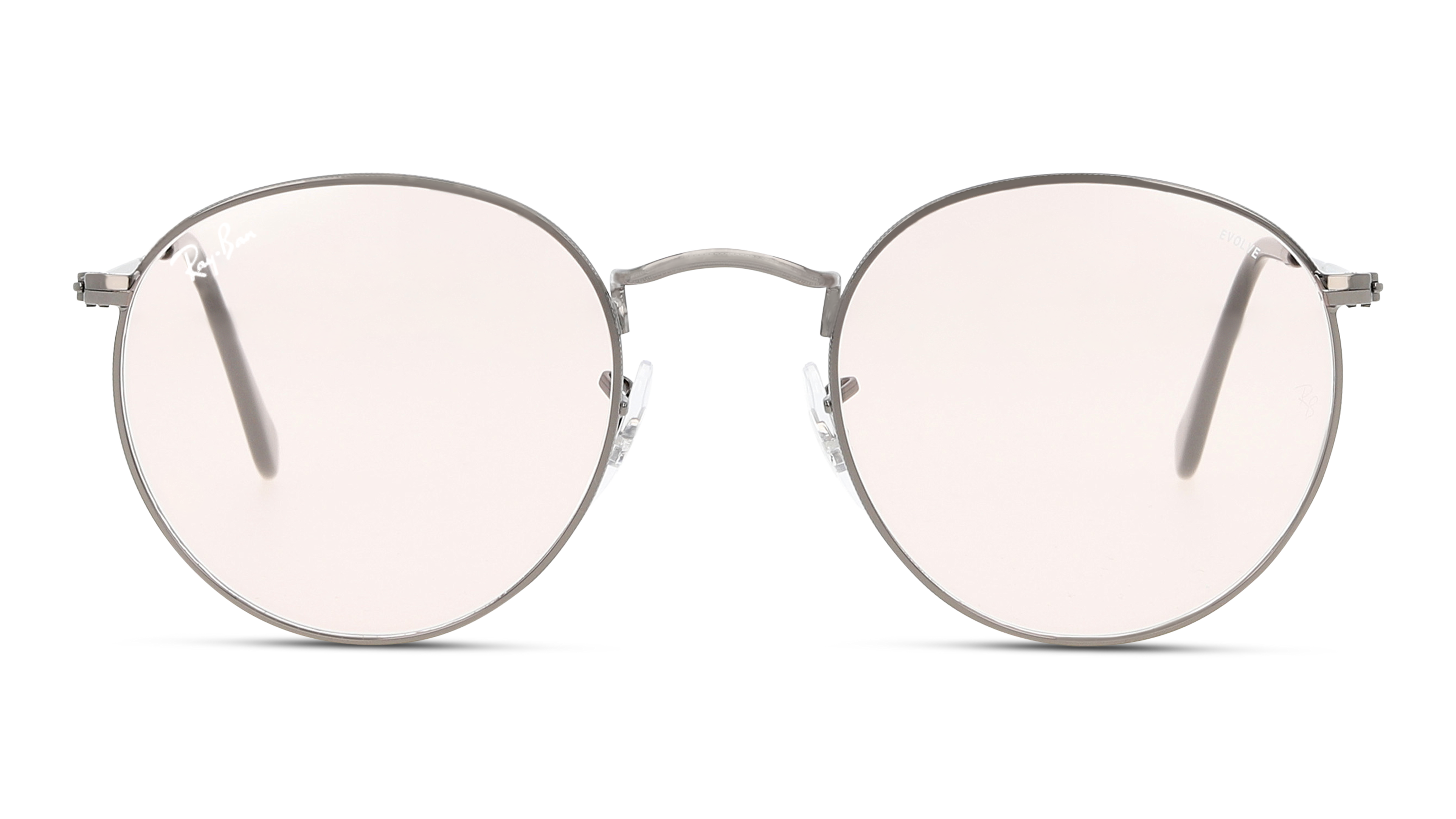 Front Ray-Ban RayBan 3447 004/T1 50/21 Grigio/Verde