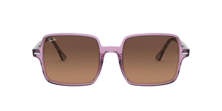 Ray-Ban 0RB1973 128443 Bruin / Paars, Transparant