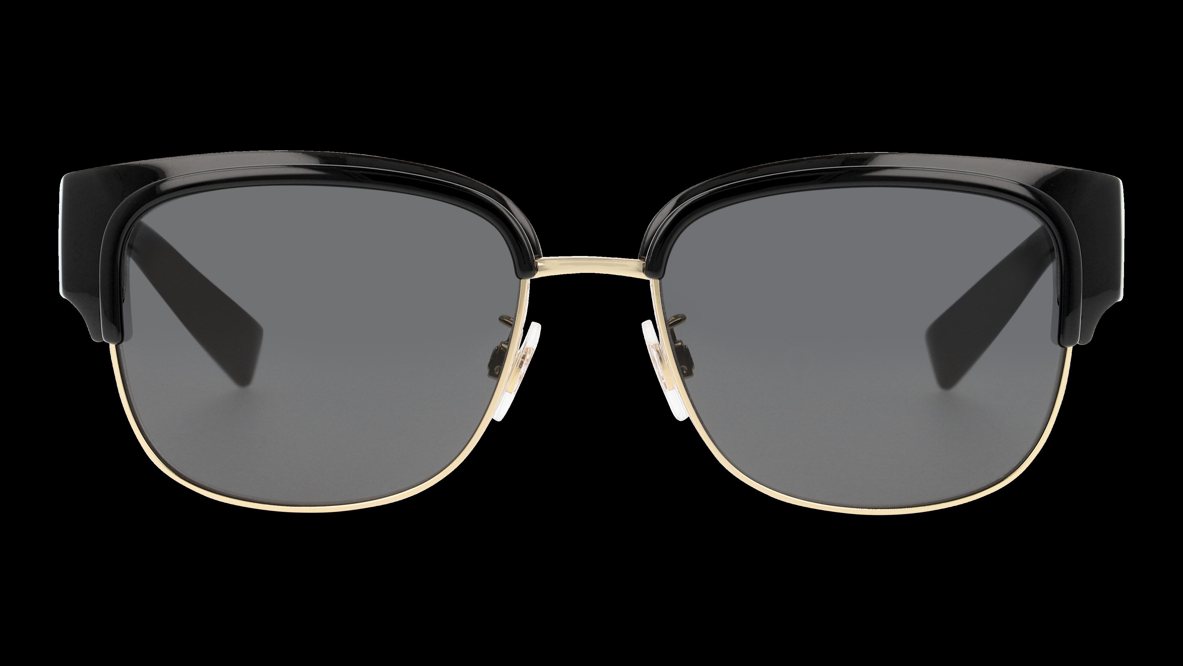 Front Dolce & Gabbana DolceGab 6137 501/87 55/17 Nero,Oro/Grigio