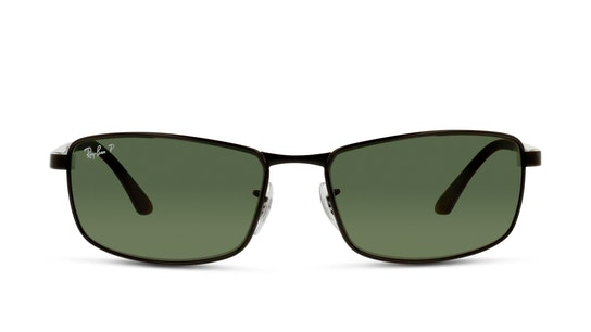 3498 002/9A Groen / Zwart