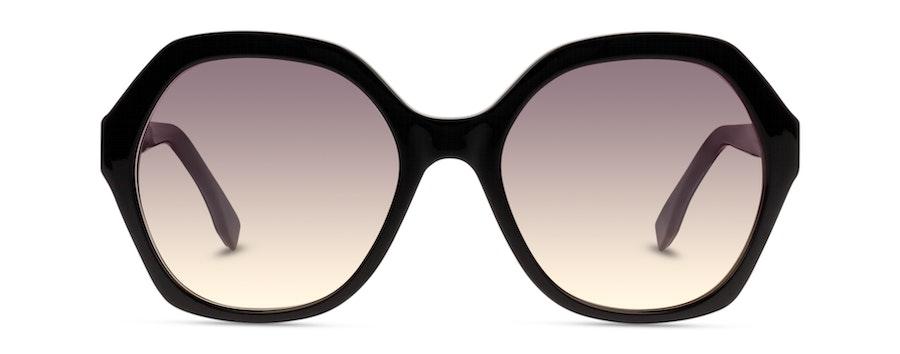 Fendi 0270/S 807 Roze / Zwart
