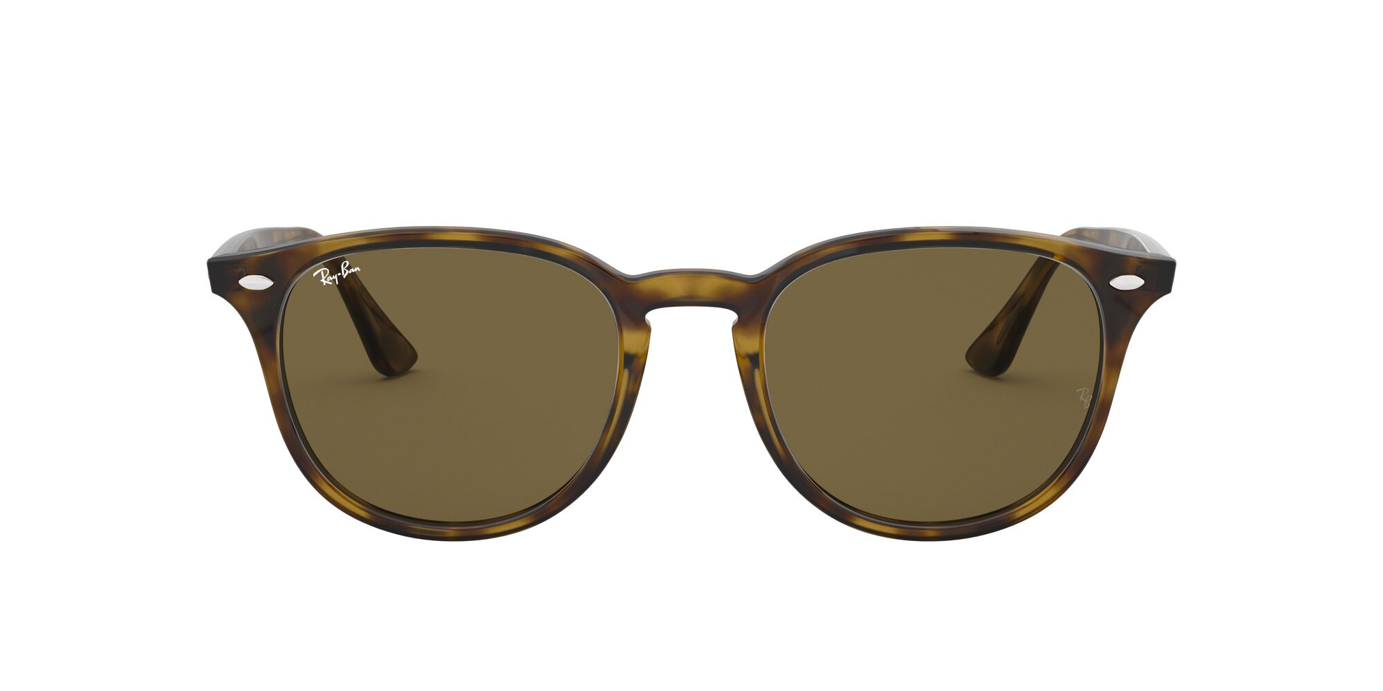 Front Ray-Ban Ray-Ban 0RB4259 710/73 51/20 Bruin, Zilver/Bruin