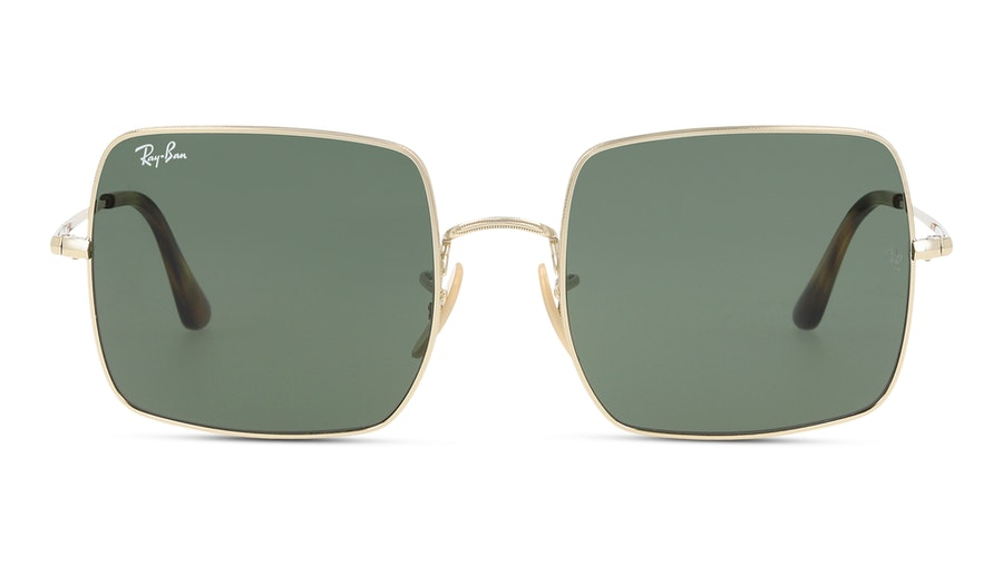 Ray-Ban Square 1971 914731 Groen / Goud