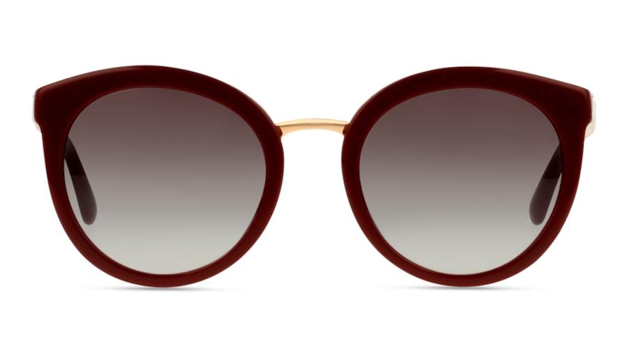 Dolce & Gabbana G4268 30918G Grijs / Rood