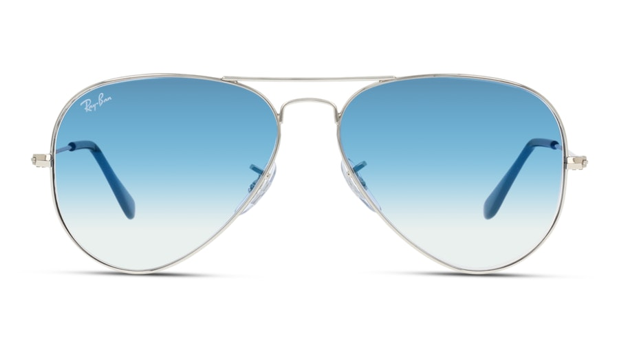 Ray-Ban 3025 003/3F Blauw / Zilver