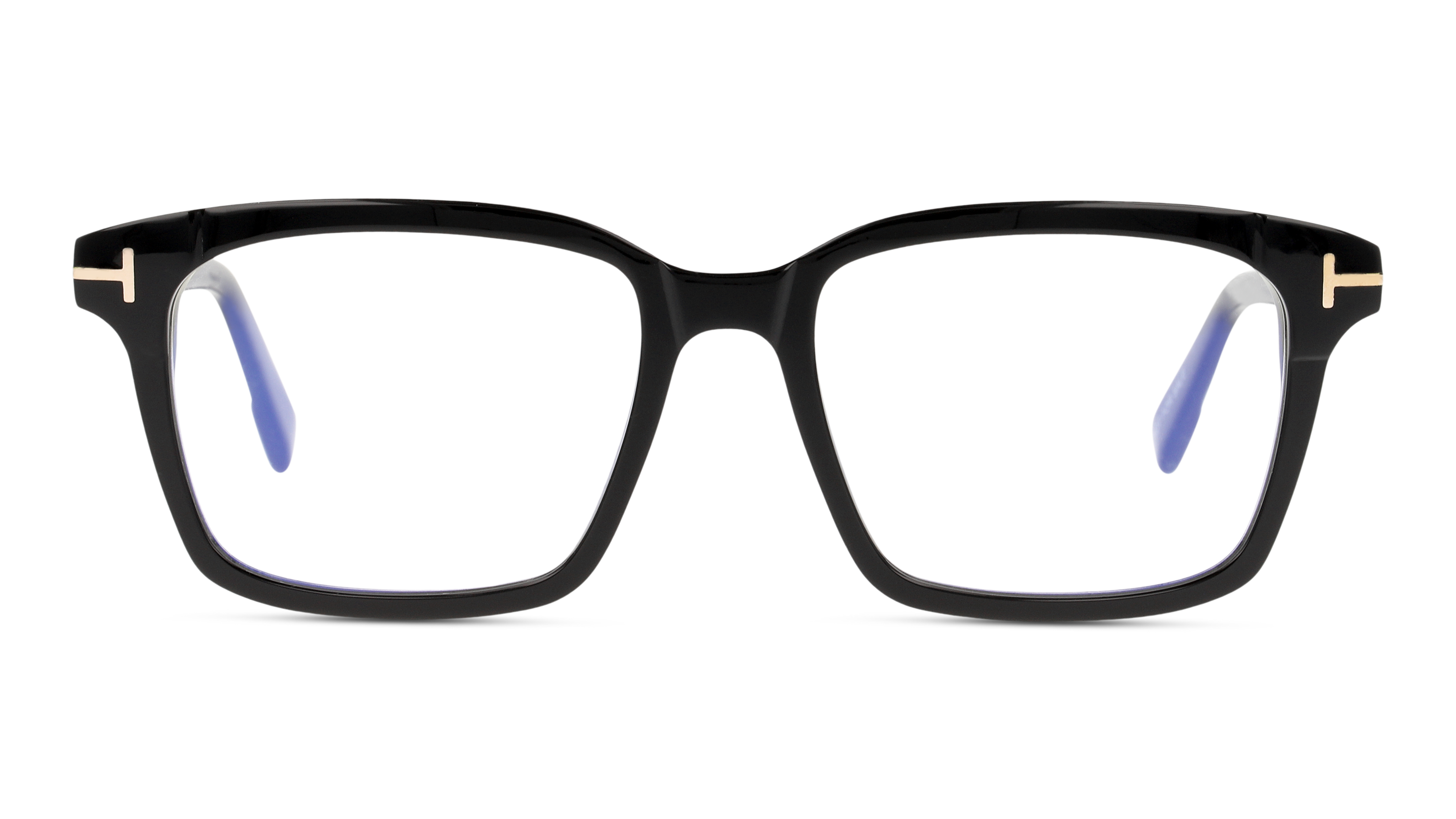 Front Tom Ford TomFord FT5661-B 001 54/18 Nero