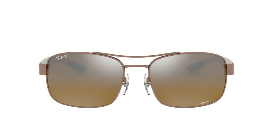 Ray-Ban 0RB8318CH 121/A2 Bruin / Bruin