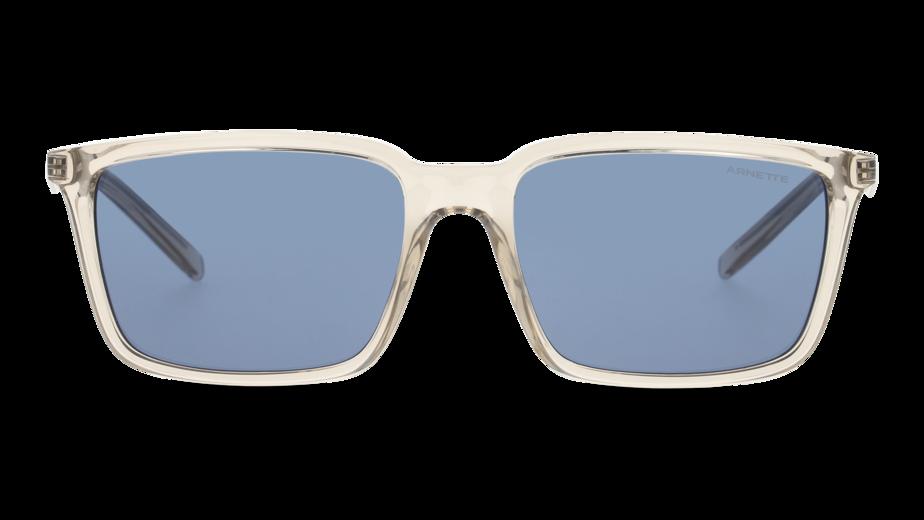 Front Arnette Arnette AN 4270 266680 56/17 Transparente e Beige/Azul