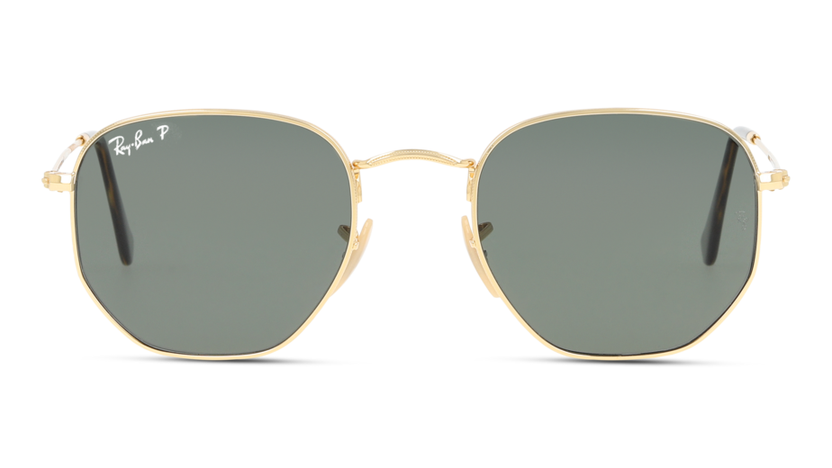 Front Ray-Ban 0RB3548N/001/58/5121/145 Guld