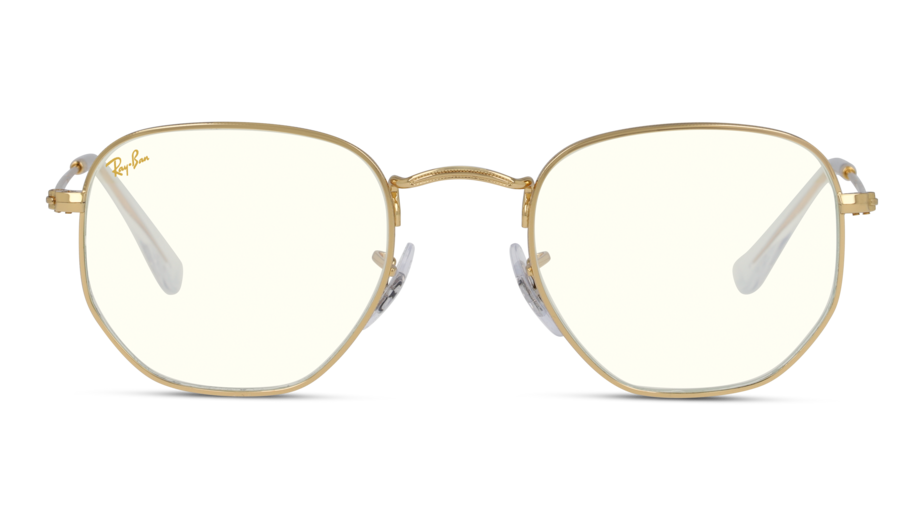 Front Ray-Ban 0RB3548/9196BF/5121/145 Guld