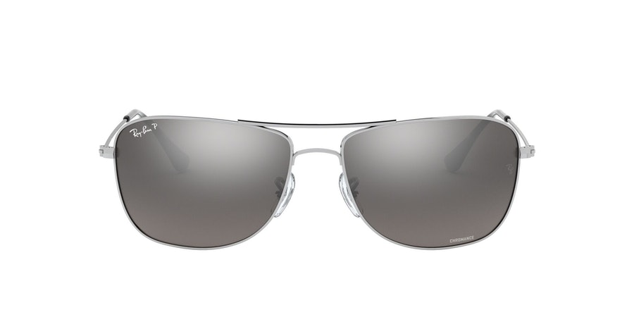 Ray-Ban 0RB3543 003/5J Grijs / Zilver
