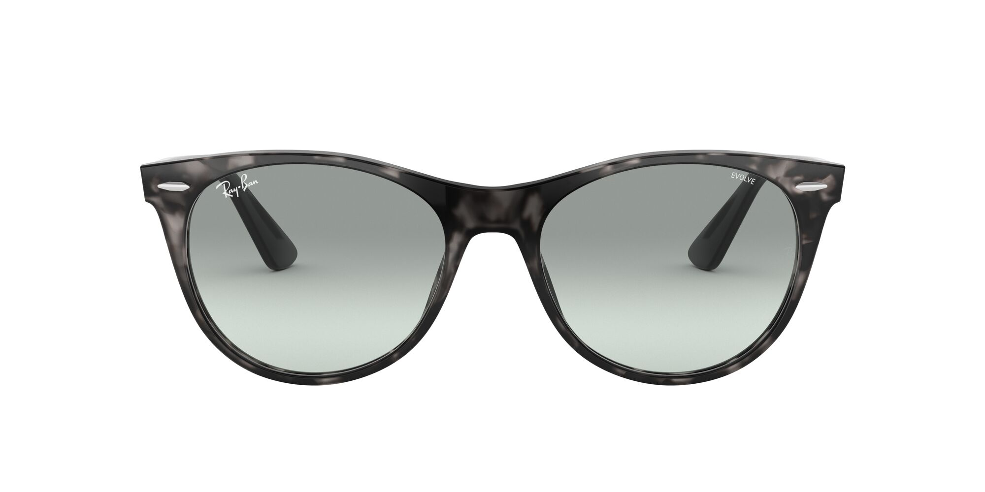 Front Ray-Ban Ray-Ban 0RB2185 1250AD 52/18 Grijs/Blauw
