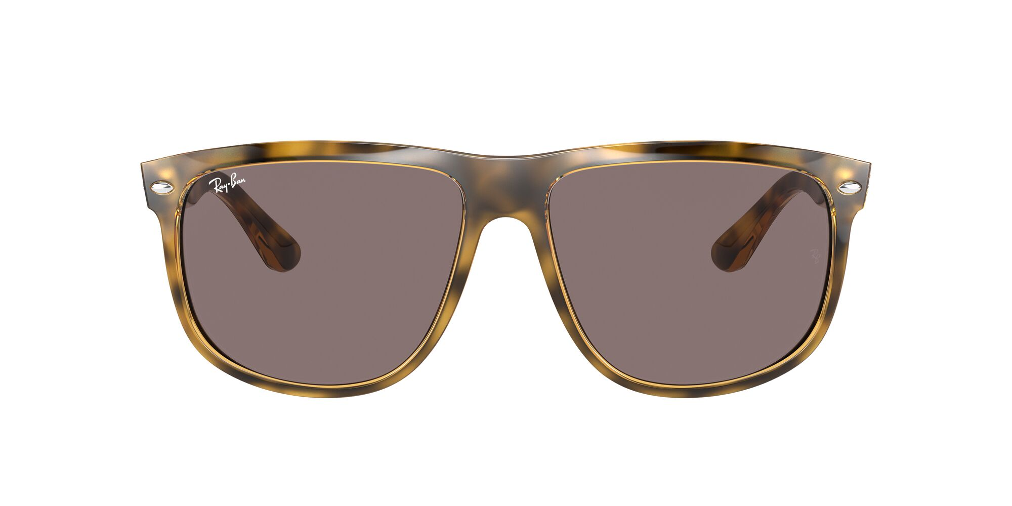 Front Ray-Ban Ray-Ban 0RB4147 710/7N 55/15 Bruin/Paars