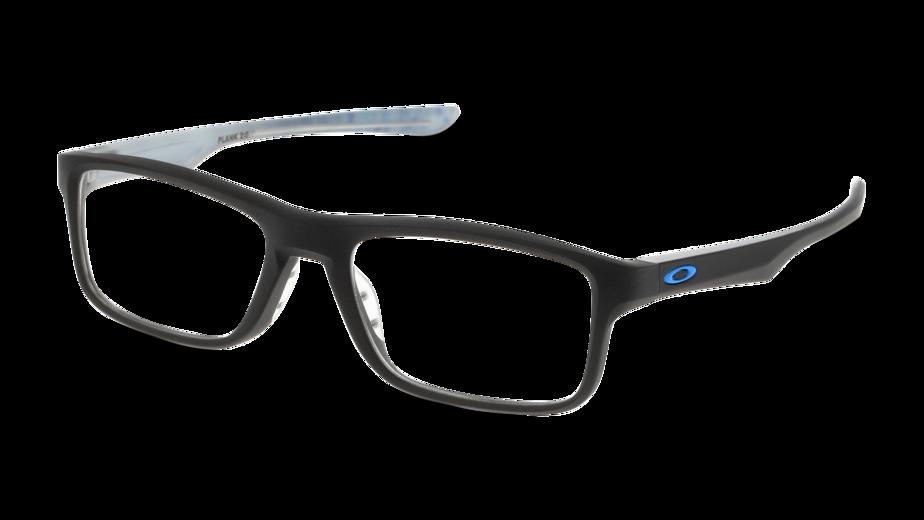 Angle_Left01 Oakley Oakley 0OX8081 808101 53/18 Nero