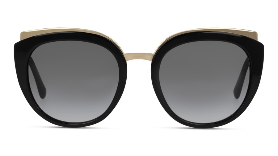 Dolce & Gabbana DG4383 501/8G 501/8G Cinza / Preto