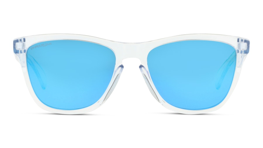 Oakley OO9013 9013D0 Blu / Trasparente