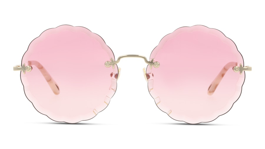 Chloé CH0047S 3 Rosa / Oro