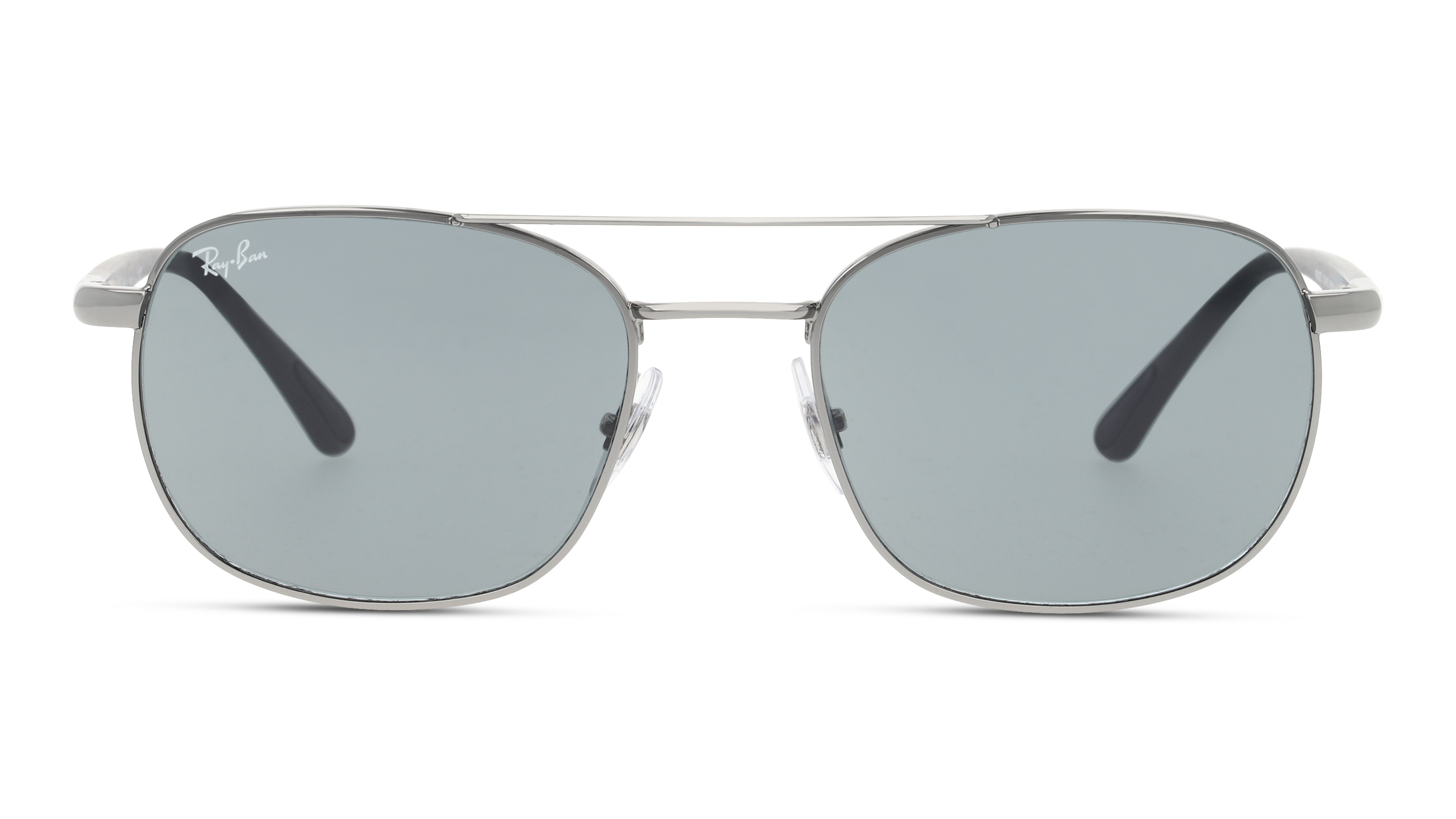 Front Ray-Ban Ray-Ban 0RB3670 004/R5 54/19 Grijs/Blauw