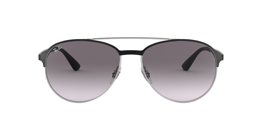 Ray-Ban 0RB3606 90918G Grijs / Zilver