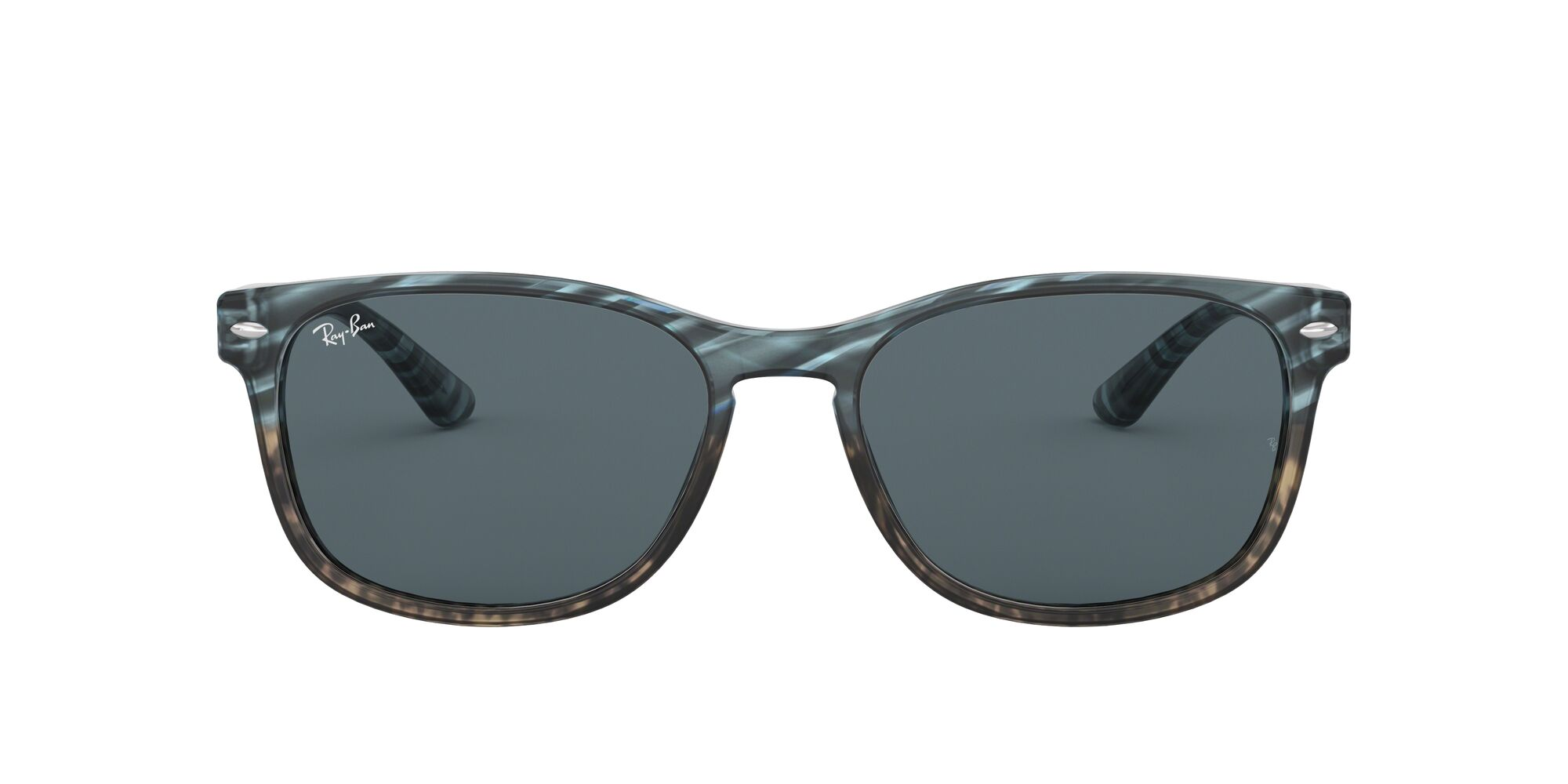 Front Ray-Ban Ray-Ban 0RB2184 1252R5 57/18 Blauw/Blauw