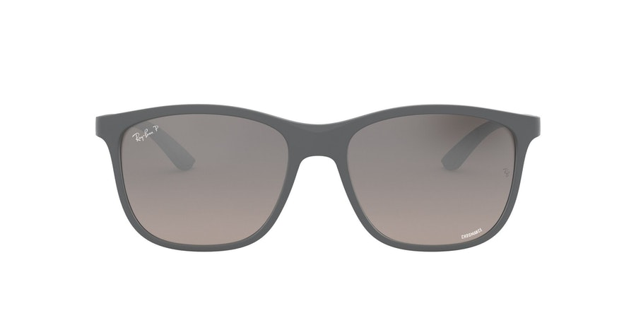 Ray-Ban 0RB4330CH 60175J Zilver / Grijs