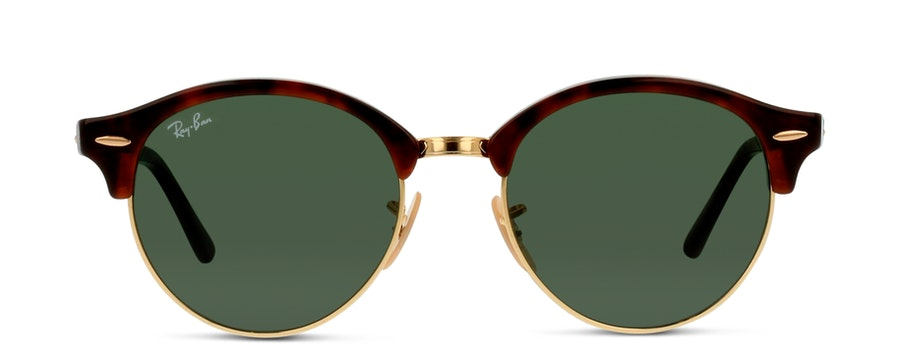 Ray-Ban CLUBROUND B4246 990 Groen