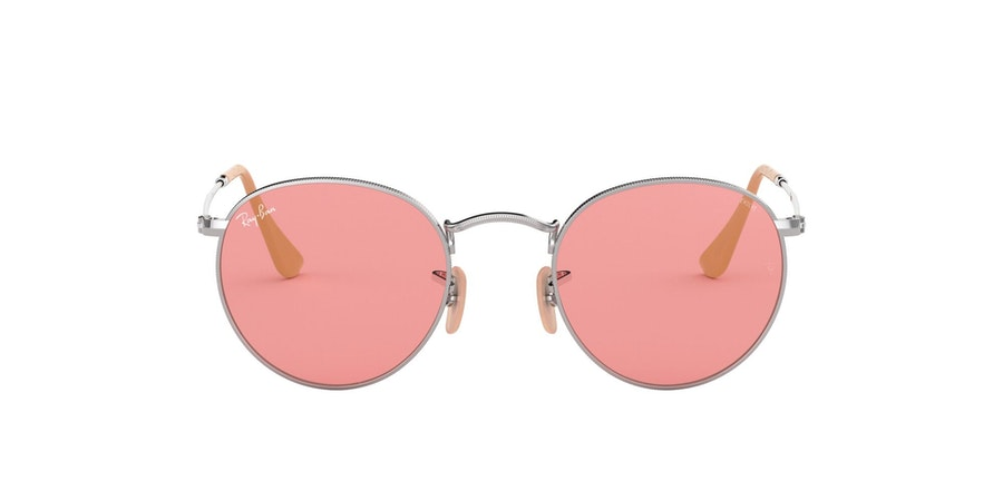 Ray-Ban 0RB3447 9065V7 Roze / Zilver