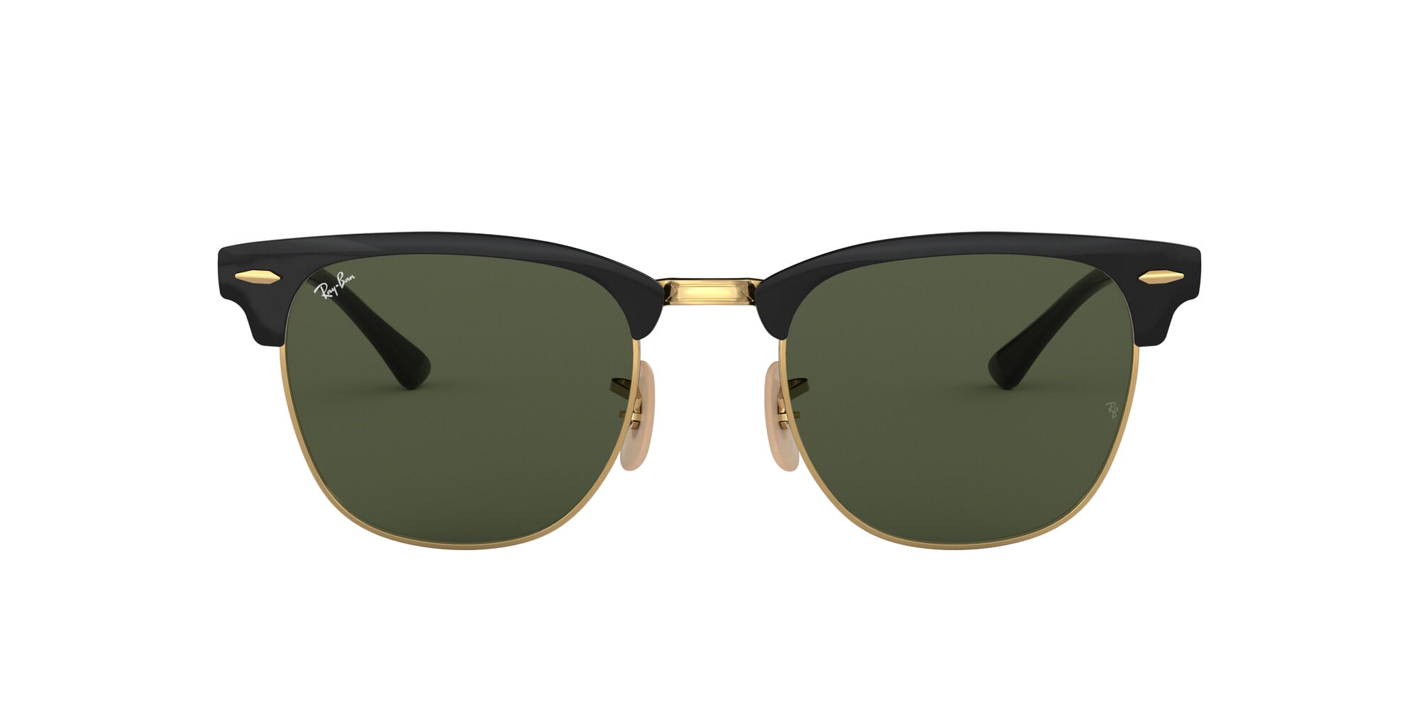 Front Ray-Ban Ray-Ban 0RB3716 187 51/21 Goud/Groen
