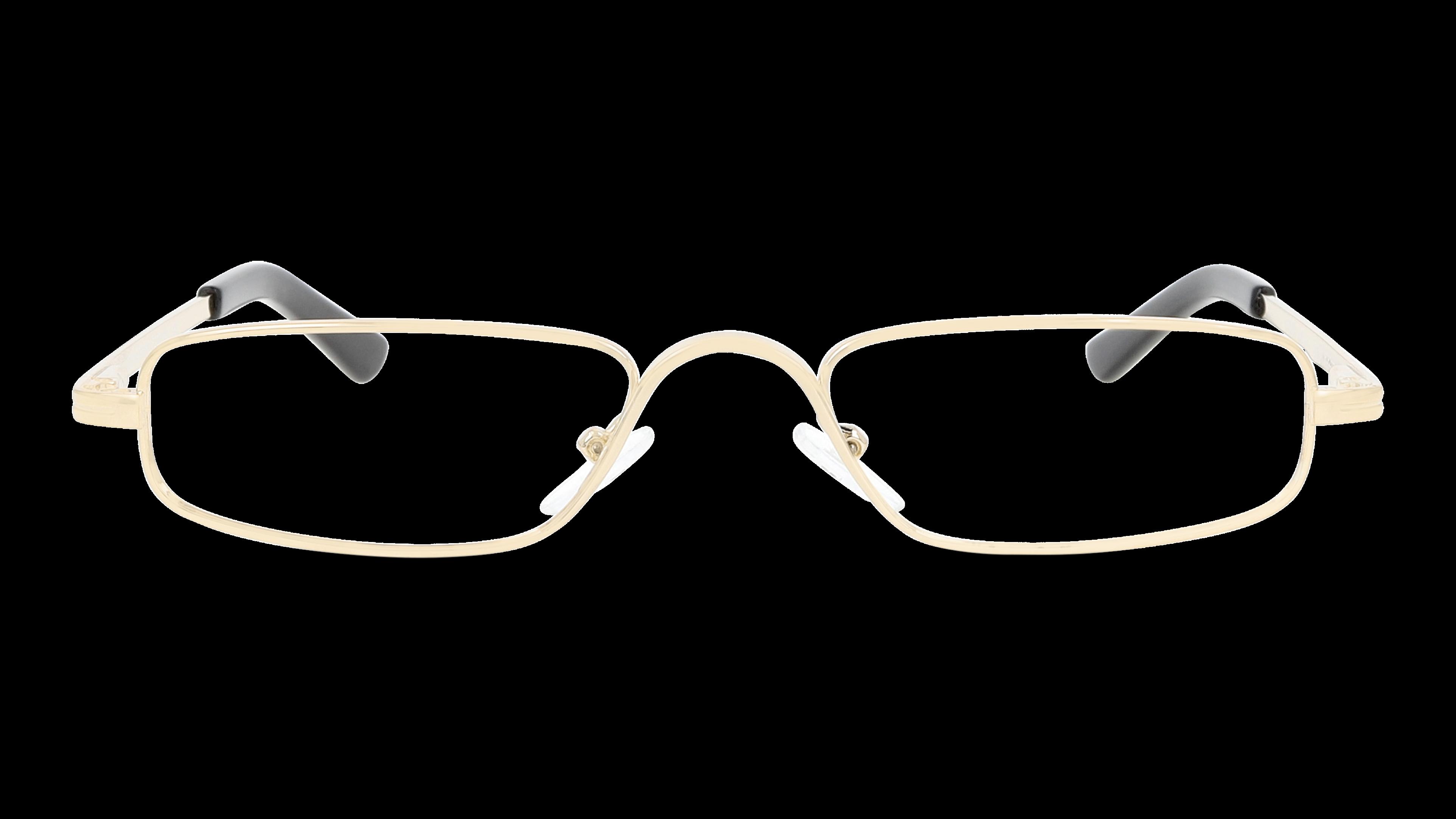 Front Óculos de leitura RRLF03 DD+1.50 Dourado