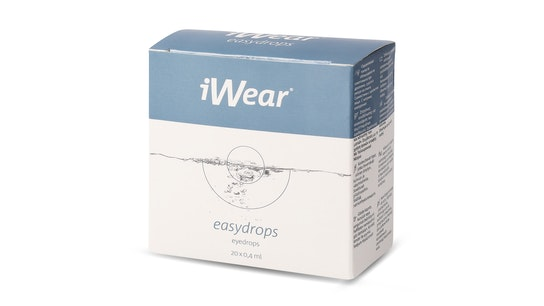 iWear easydrops Eye drops