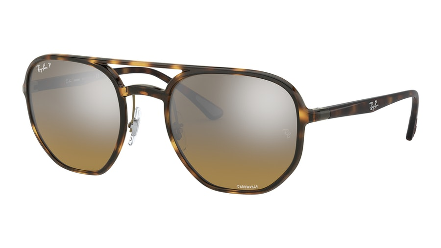 Ray-Ban 4321 710/A2 Geel