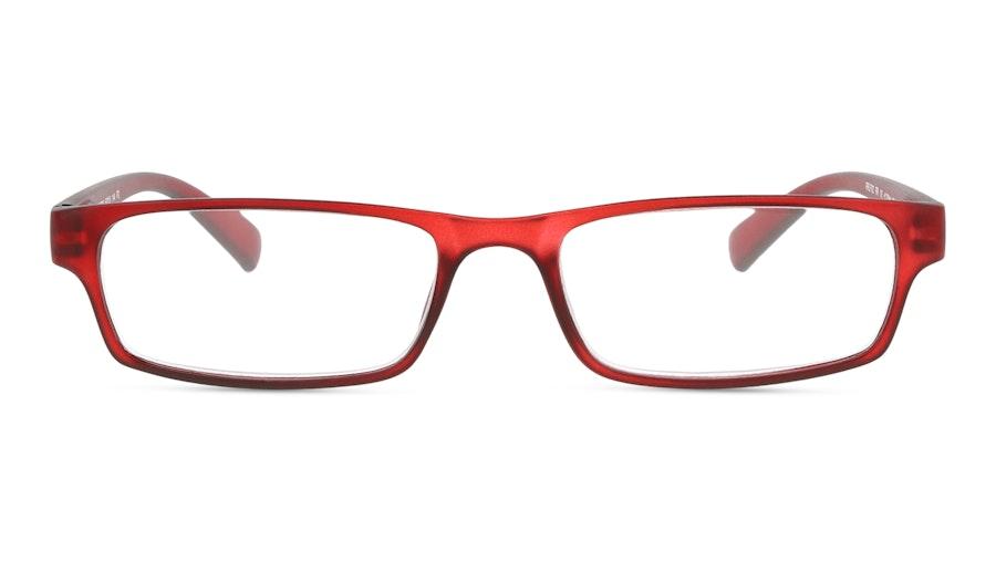 Óculos de leitura Graduação: +2.00 Vermelho