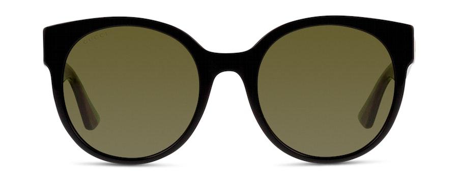 Gucci GG0035S 2 Verde / Nero