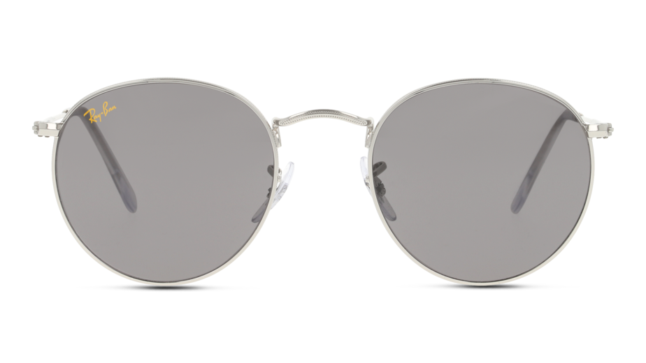 Front Ray-Ban Ray-Ban 0RB3447 9198B1 50/21 Zilver/Grijs
