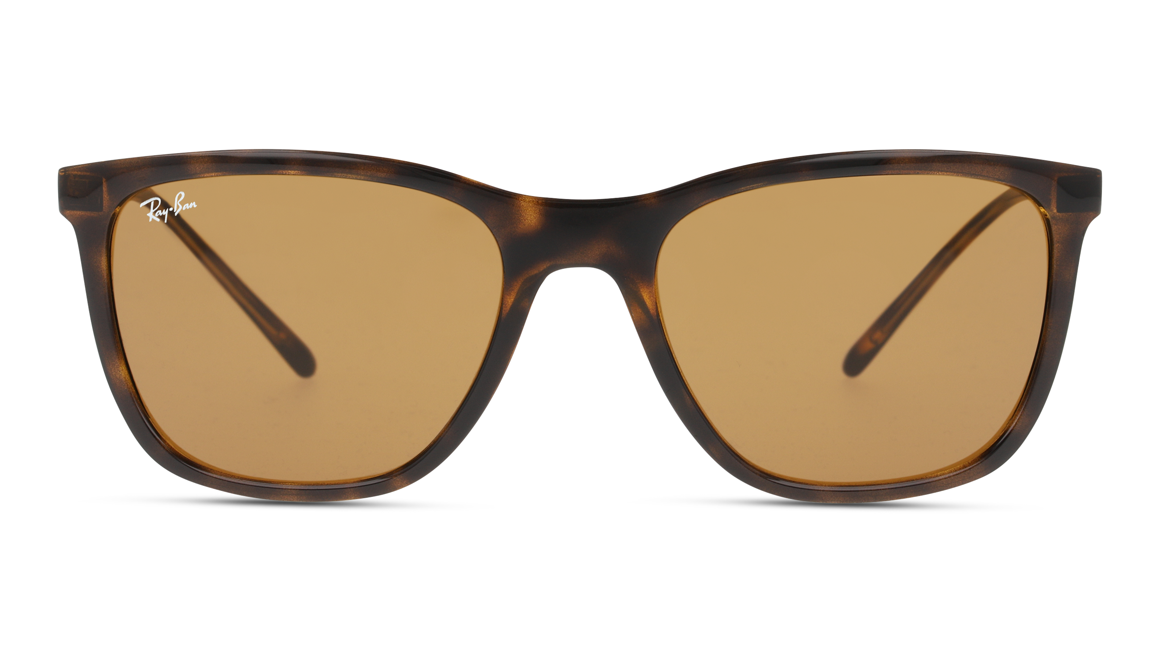 Front Ray-Ban 0RB4344/710/33/5619/140 Brun