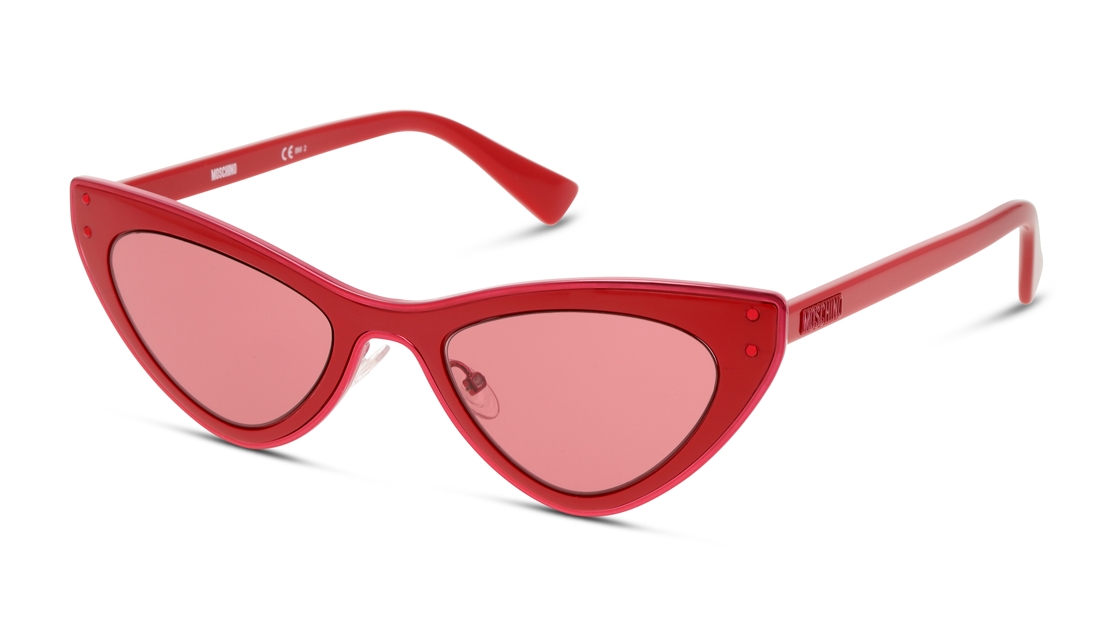 Angle_Left01 Moschino Moschino S051/S C9A/4S 50/21 Rosso/Rosa