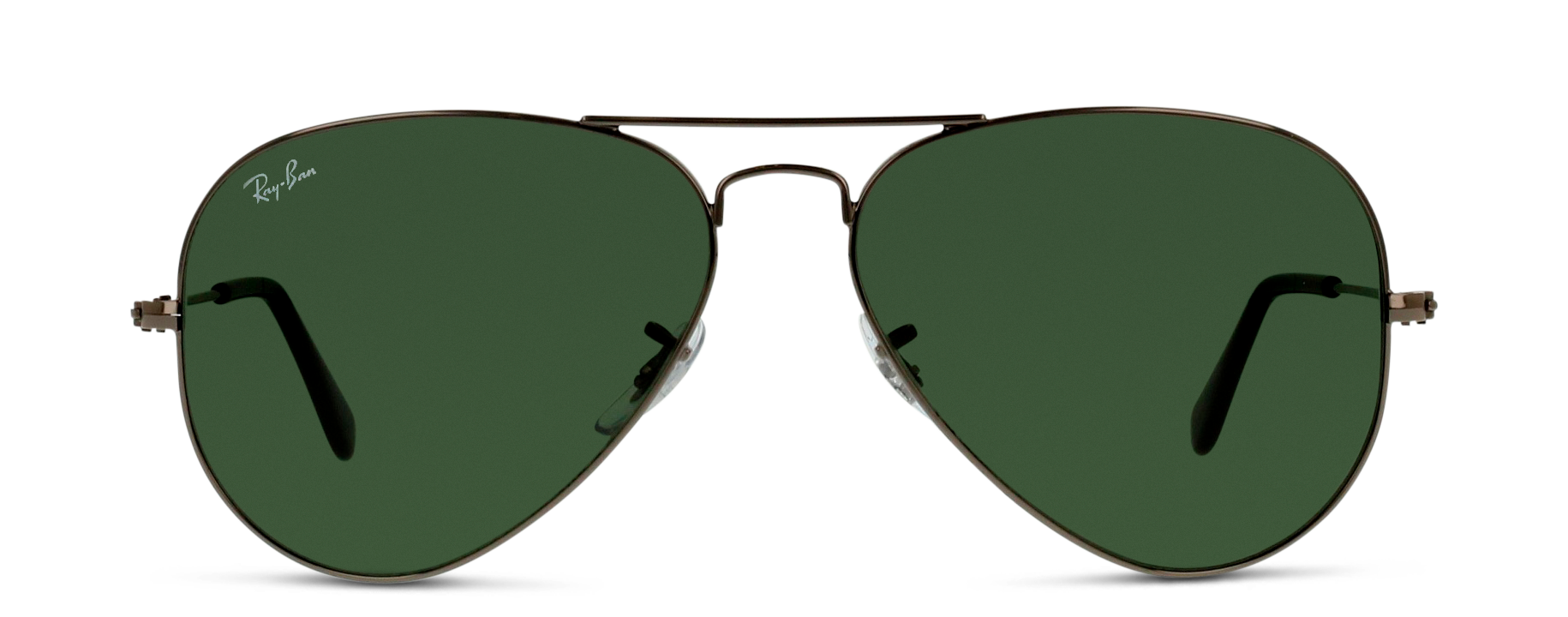 Front Ray-Ban Ray-Ban 3025 W0879 58/14 Grijs/Groen