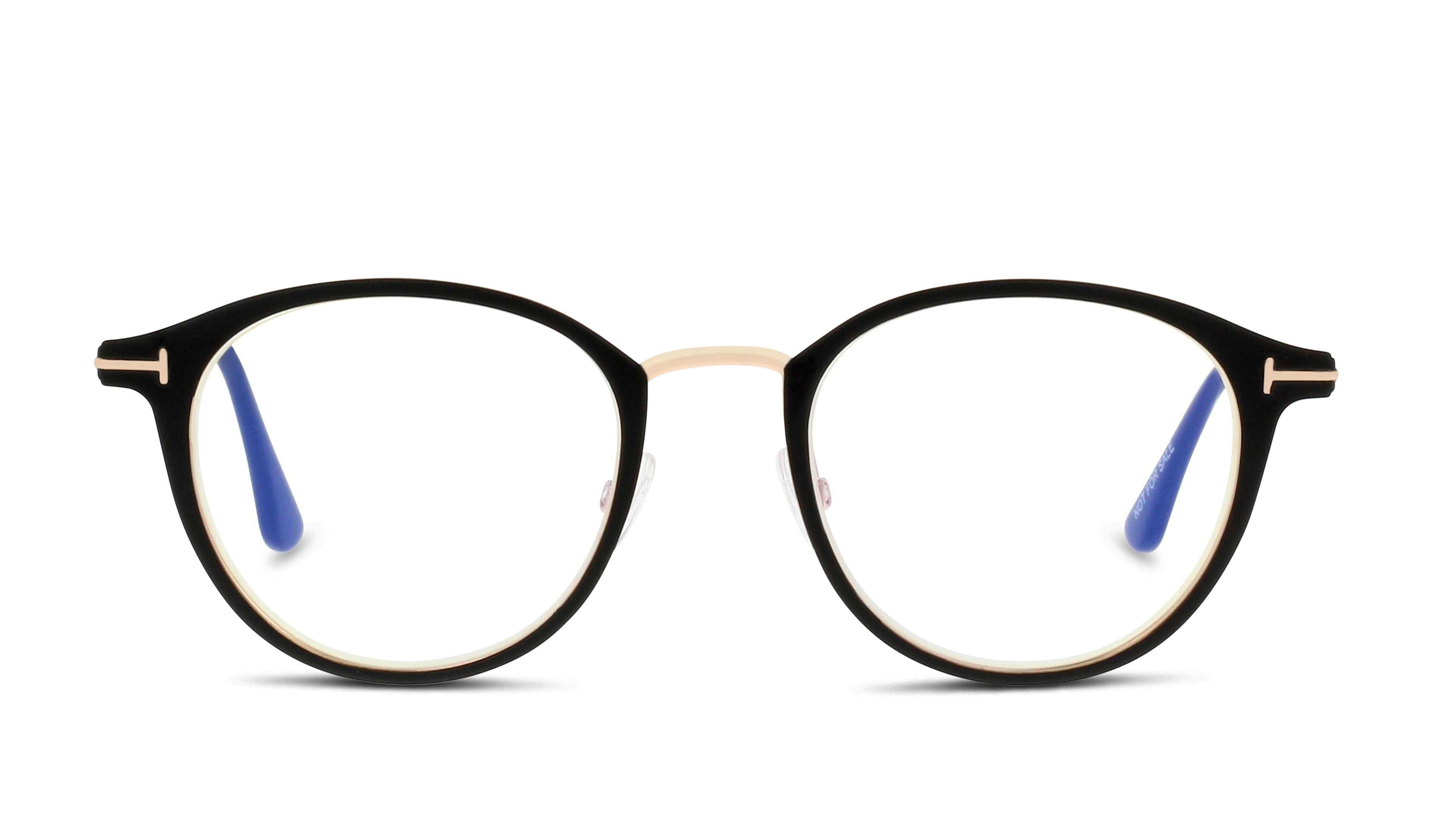 Front Tom Ford TF5528-B/002/4920/145 Sort