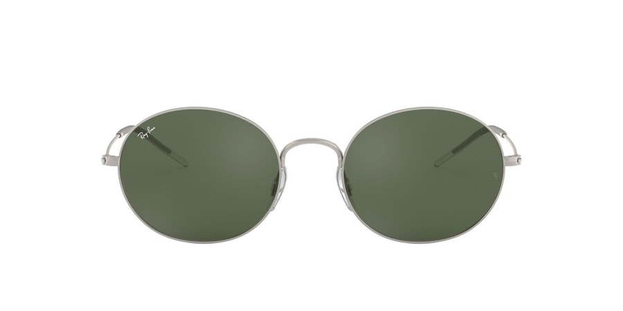 Ray-Ban 0RB3594 911671 Groen / Zilver