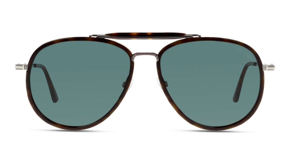 Front Tom Ford TF0666/52N/5816/145 Brun