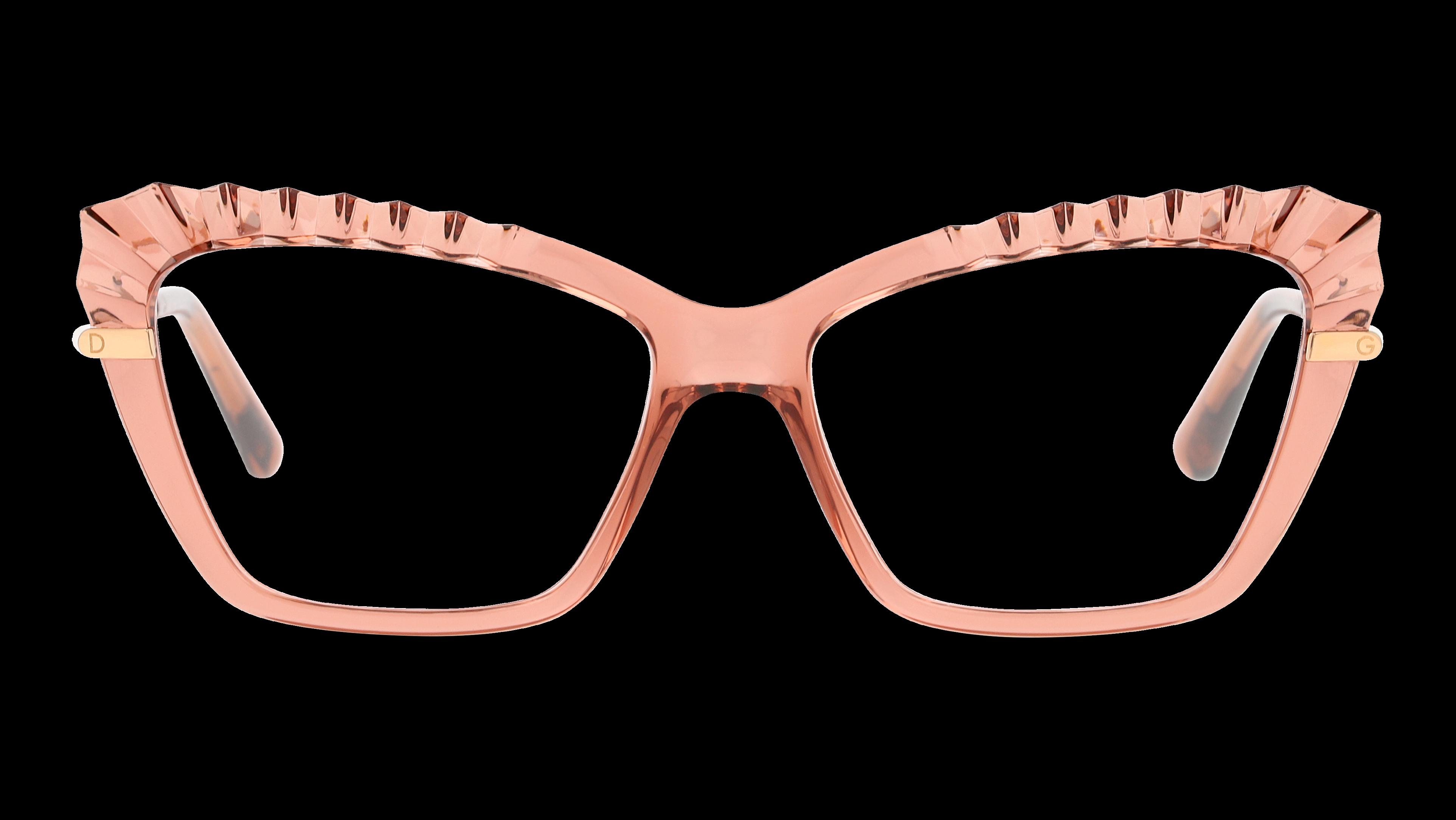 Front Dolce & Gabbana DG 5050 Rosa, Transparente