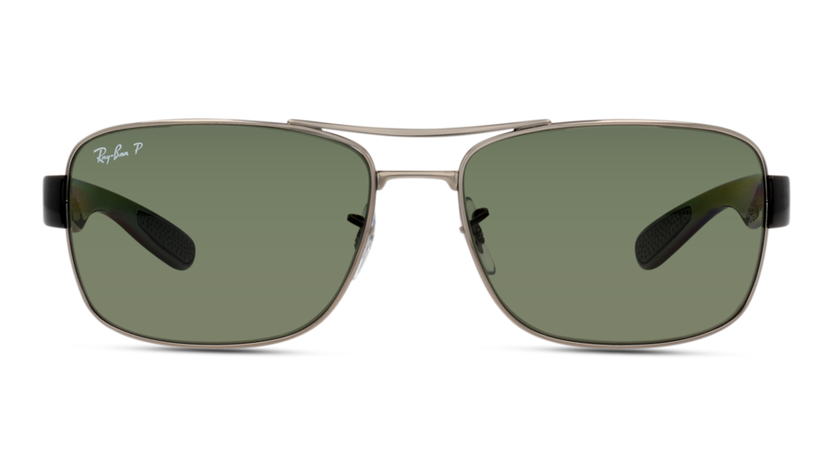 Front Ray-Ban 0RB3522/004-9A/6417/135 Grå